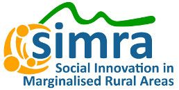 SIMRA Social Innovation in Marginalised Rural Areas Logo