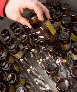 Bieraria's beer is distributed regionally in the gastronomy channel and even nationwide.