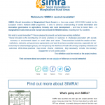 simra newsletter 2