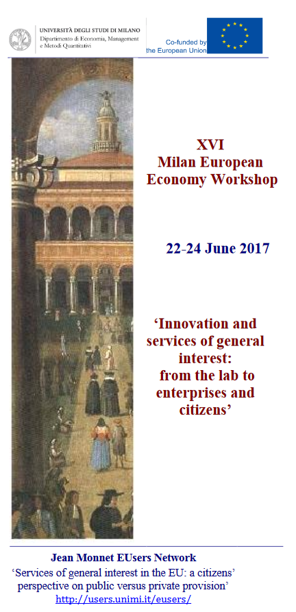 milan economy workshop