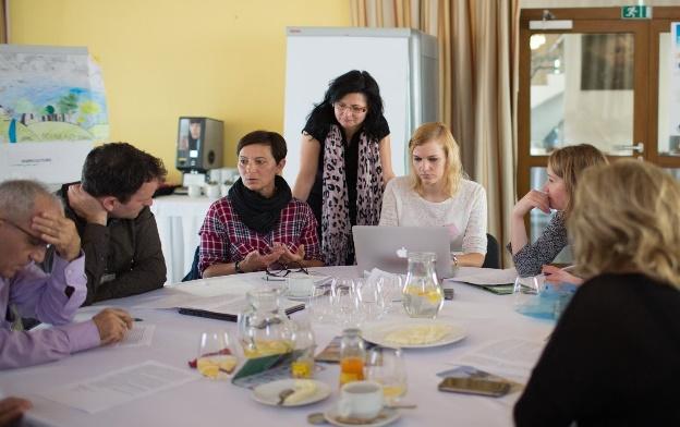 Stakeholders consultation of WP2 during SITT workshop in Bratislava