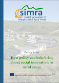 How policy can help bring about social innovation in rural areas